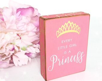 Every little girl is a princess...
