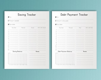 debt worksheet