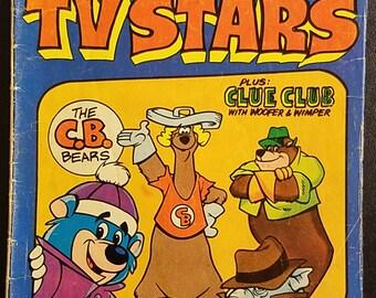 Hanna Barbera TV Stars #2 (1978) Comic Book