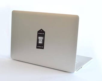 Employee of the Month Computer Decal/Laptop Decal