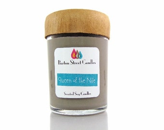 Queen of the Nile Woodwick Candle