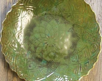 wintergreen platter