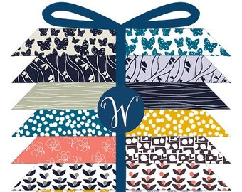 Lilla  Fat Quarters Bundle
