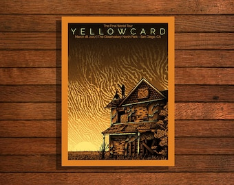 YELLOWCARD, The Final Tour @ The Observatory North Park, San Diego, CA - 3/18/17