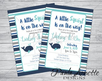 Little Squirt Baby Shower