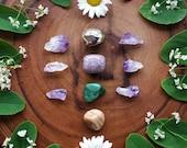 Flash sale, crystal set, crystal kit, crystal grid