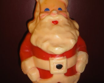 Vintage Santa Claus Candle/USA/Never Used