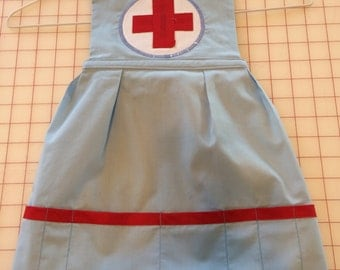 Nurse Dress-up Play Apron