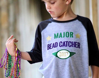 Boy Mardi Gras Shirt - Toddler Mardi Gras Shirt - Mardi Gras Shirt for Girls - Mardi Gras Outfit for Boys - Mardi Gras Outfit for Toddler