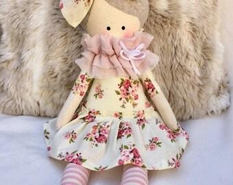 Cloth doll-rag doll-soft doll