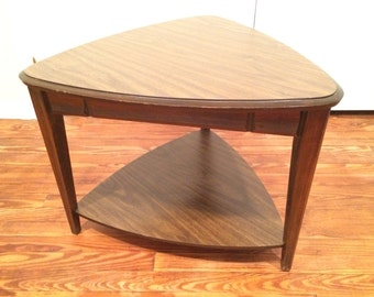 60s end table Etsy