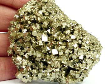 Beautiful Pyrite, Crystal, Mineral