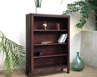 Vintage 50s library-