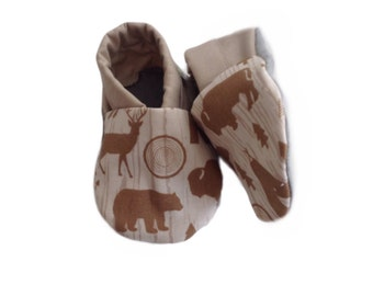 Into The Wild Baby Shoes