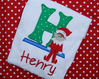 Elf on Christmas Shirt