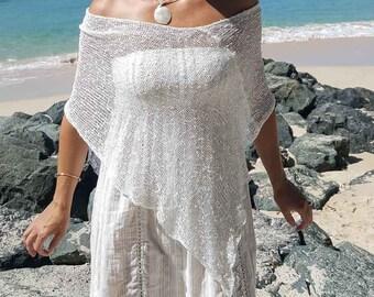 Beach Wedding Shawl