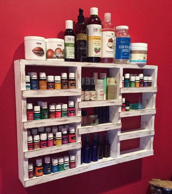 Essential Oils Shelf Dorm Room Furniture By Hisherswoodworking