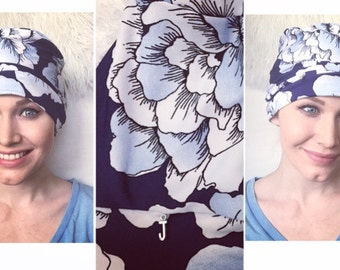 Blooming Beauty Chemo Hat
