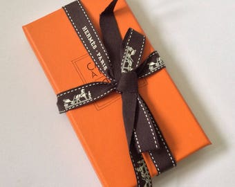 Hermès Scarf Knotting Cards, Cartes a Nouer: Sealed in Hermès Box with Logo Ribbon