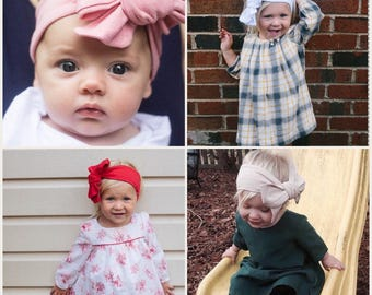 Baby headwraps; baby head wrap; baby headwrap; headwraps girl baby; headwrap turban baby; head wrap baby CHOOSE YOUR COLOR