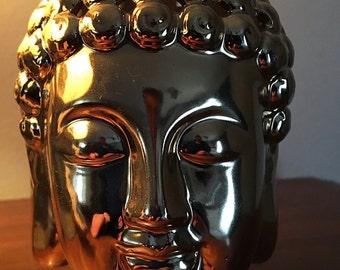 Gold Zen Buddha