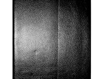 specialFilters  housse etui  Tablette 10' /  ipad  cuir graine noir recyclé