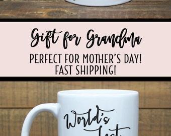 Worlds Best Nana, Nana Mug, Nana Gift, Gifts for Nana, Grandma Coffee Mug, Coffee Mug, Worlds Best Grandma, Grandma Mug, Grandma Gift