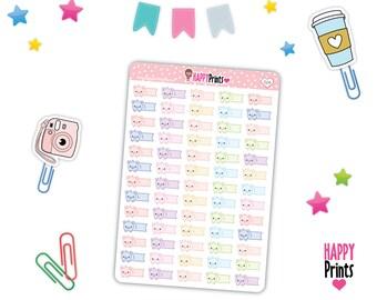 HP 024)-- Piggy Bank Planner Stickers, Kawaii Piggy Bank Stickers, Saving Planner stickers