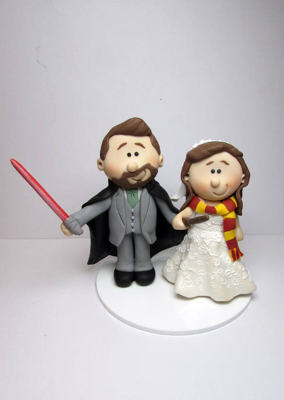 Starwars e harry potter matrimonio decorazioni per torte for Decorazioni torte harry potter