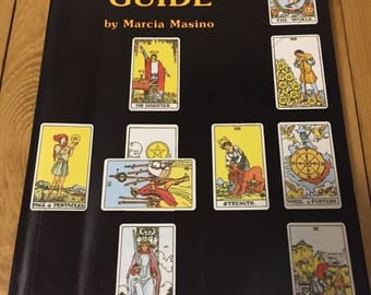 Easy Tarot Guide by Marcia Masino Vintage Paperback Book