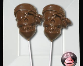 Skull And Crossbones, Pirate Birthday Favor, Pirate Lollipop, Girl Pirate Party, Pirate Candy, Pirate Chocolate, Pirate Theme, Halloween Pir