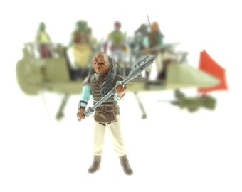Weequay Vintage Action Figure 1983 The Return Of The Jedi