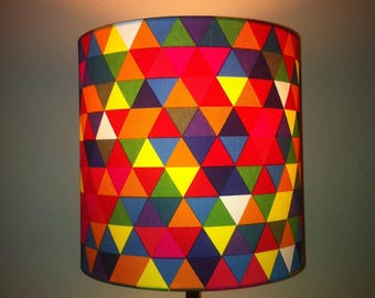 lampshade - (tr)i heart colour