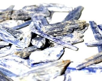 Blue Kyanite Raw Blades, Nepal Kyanite Gemstone, Throat Chakra Healing, Meditation Crystal, Spirituality, Gift Idea For Baby Shower, Reiki