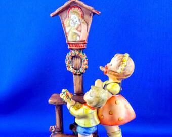 Adoration Hummel Figurine