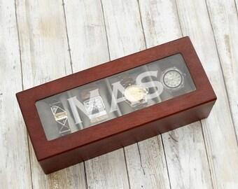 Watch box personal Etsy