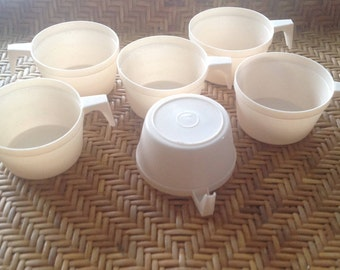 Plastic cups for camping, recycling, mugs, cup, picnic, camping, fishing