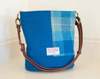 Handbag /  Ladies Handbag / Bucket Bag / Harris Tweed Handbag / Shoulder Bag / ladies Bucket Bag