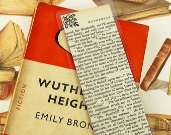 BOOKMARK - Wuthering Heights - Emily Bronte