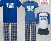 Birthday Pajamas Birthday...