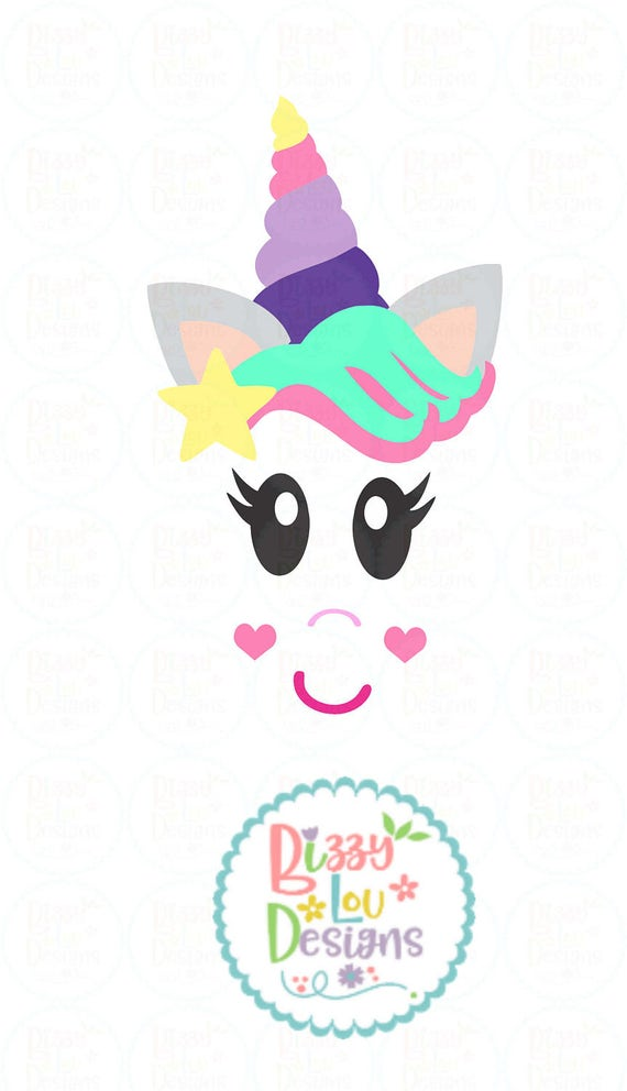 unicorn svg eps dxf png unicorn cut file unicorn svg