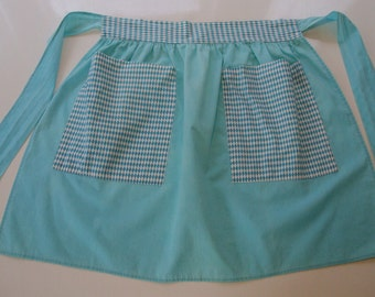 Vintage Apron from 1950's/1960's