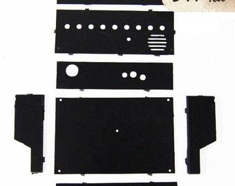 Cabinet for Macchiato Mini-Synth, DIY Kit