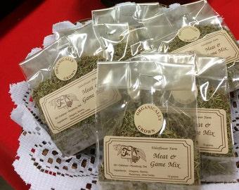 Culinary Herb Blends