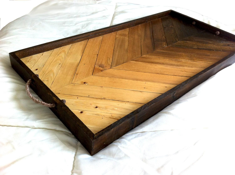 Uncategorized Modern Serving Trays wood serving tray geometric breakfast tray