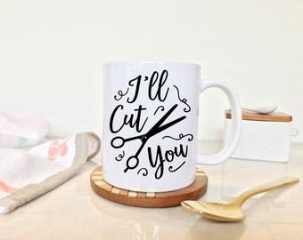 Hair Dresser Mugs, Salon Gifts, Hair Stylist Gifts, Coffee Mug, Hair Dresser Gift, Salon Mug, Mugs for Hair Stylist,