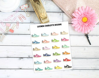 Running Shoes | Planner Stickers
