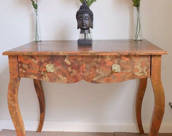Console Table with Drawers- Style junki