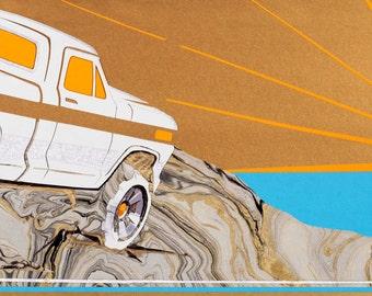 Automotive Concept Art