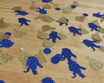 Beauty & The Beast Table Confetti!  Free Shipping!  Belle Party Decorations!